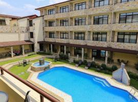 Roca Golf Hotel, Bujumbura