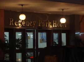Regency Park Hotel, Mombasa