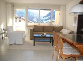 Haus Quadern Apartment B-204, Bad Ragaz