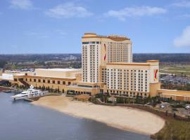 Golden Nugget Lake Charles, Lake Charles