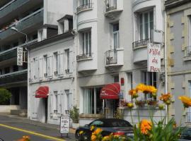 Hôtel Villa Du Parc, Nevers