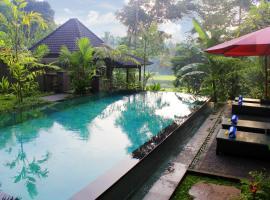 Alam Dania Cottage, Ubud