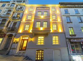 Meroddi Bagdatliyan Hotel, Estambul