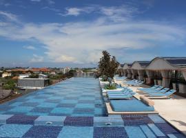 TS SUITES Seminyak Bali, Legian