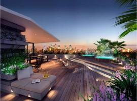 Riverside Resort Apartment, Мельбурн