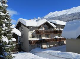 Chalet Aeschhorn, Zermatt