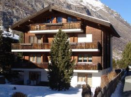 Strahlhorn, Zermatt
