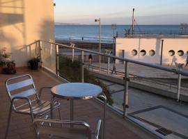 La terrazza sul porto, Marina di Ragusa