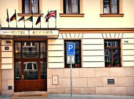 Hotel Askania, Praga