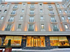 The Parma Hotel & Spa Taksim, Estambul