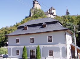 Penzion Toliar, Oravský Podzámok