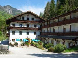 Hotel Kammerhof, Mariastein