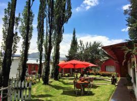 Hotel de Turistas La Villa Sicuani, Sicuani