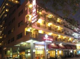 Lux Riverside Hotel & Apartment, Phnom Penh