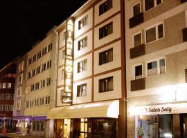 Centro Hotel Ariane,