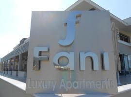 Fani Luxury Apartments Stavros, Stavrós