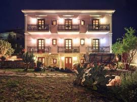 Archontiko Art Hotel, Galaxídhion