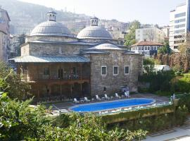 Kervansaray Thermal Convention Center & Spa, 伯萨
