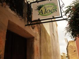 Jardim dos Aloés Boutique B&B, Ilha de Moçambique