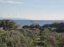 Mina's Studios in Naxos Island, Agios Prokopios