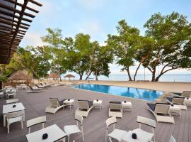Blue Palawan Beach Club, Пуэрто-Принсеса