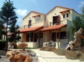 Villa Amalia, Palekastron