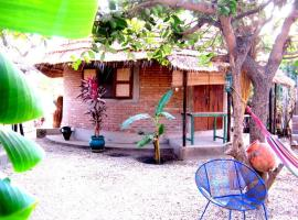 Evergreen Eco Lodge Retreat, Tujering