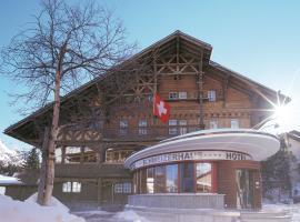 Schweizerhaus Swiss Quality Hotel, Maloja