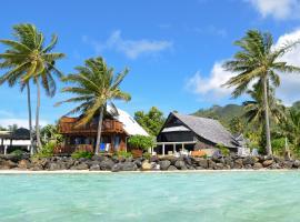 Manea On Muri, Rarotonga