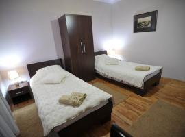 Garni Hotel City, Kruševac