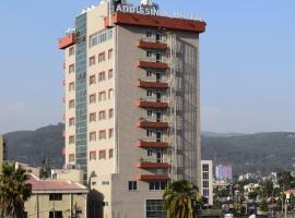 Addissinia Hotel, Addis Ababa