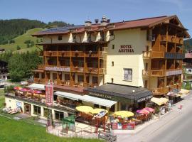 Hotel Austria, Niederau