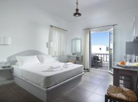 Garifalakis Comfort Rooms, Apollónia