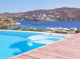 Sea View Residence, Ornos