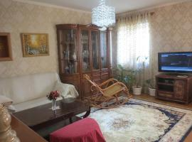 Apartment near the DIA, Dushanbe