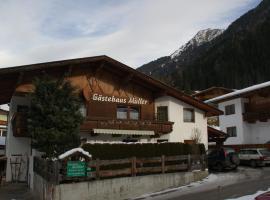 Gaestehaus Müller, Neustift im Stubaital