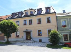 Apartmany A.Ša Kašperské Hory, Касперске-Гори