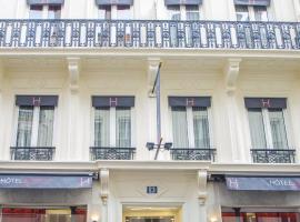 Hotel Migny Opéra Montmartre, Париж