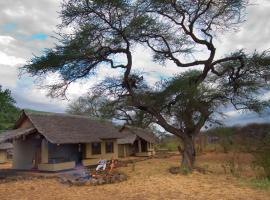 Kitani Safari Lodge, Tsavo