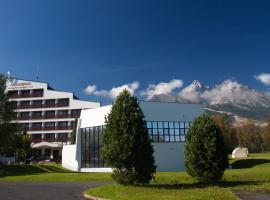 Kongresové centrum SAV Academia, Tatranská Lomnica