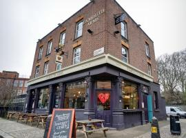 PubLove @ The Exmouth Arms, Euston, Londres