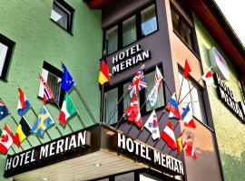 Hotel Merian Rothenburg