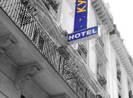 Kyriad Hotel XIII Italie Gobelins, Париж