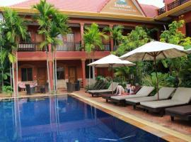 Jasmine Family Hostel, Siem Reap