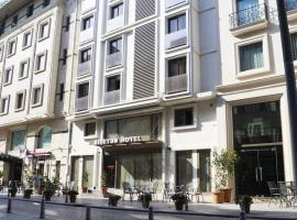 Bisetun Hotel, 伊斯坦布尔