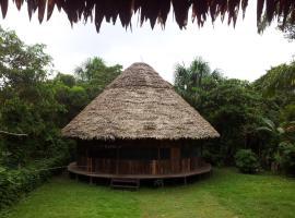 Finca Asana Shamanic Retreats, Llanchama