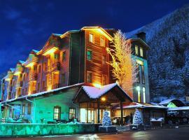 Inan Kardesler Hotel, Узунгель