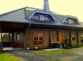 Ferien bei Freunden im Holzhaus, Monschau