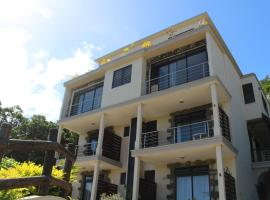 Joubarbe Residence, Moka