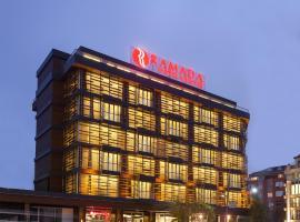 Ramada Hotel & Suites Istanbul Sisli, 伊斯坦布尔
